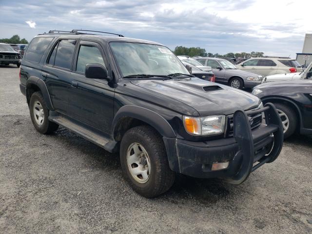 Salvage cars for sale from Copart Fredericksburg, VA: 2000 Toyota 4runner SR