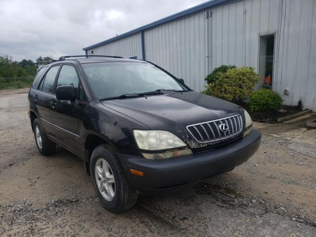 Salvage cars for sale from Copart Gaston, SC: 2001 Lexus RX 300
