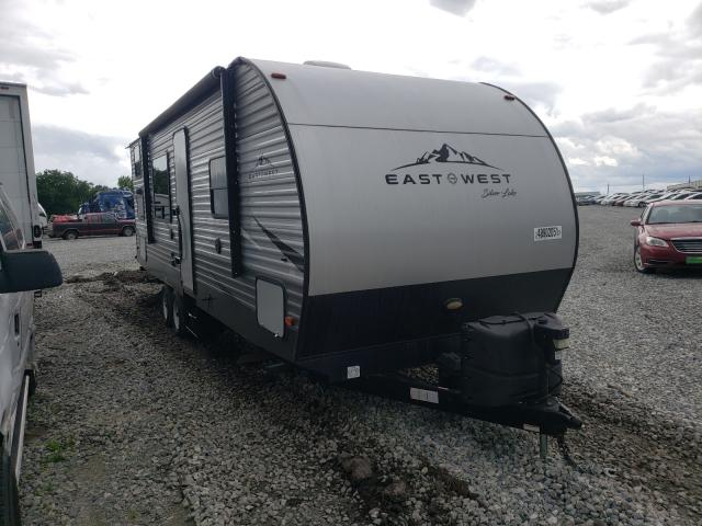 Salvage trucks for sale at Tifton, GA auction: 2019 Wildwood East West