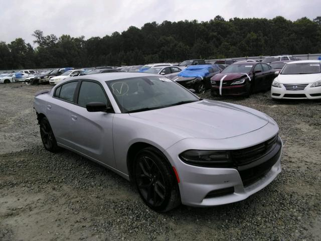 Salvage cars for sale from Copart Ellenwood, GA: 2019 Dodge Charger SX