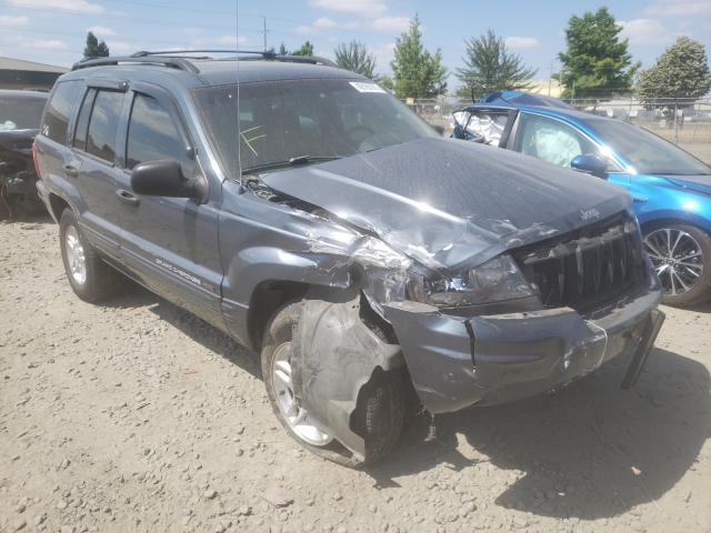 2004 Jeep Grand Cherokee en venta en Eugene, OR