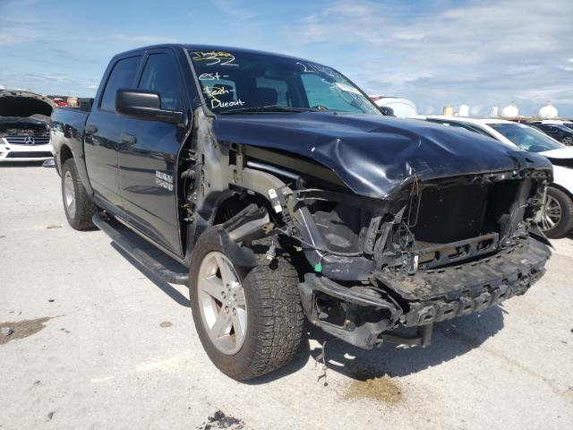 Salvage cars for sale from Copart New Orleans, LA: 2013 Dodge RAM 1500 ST