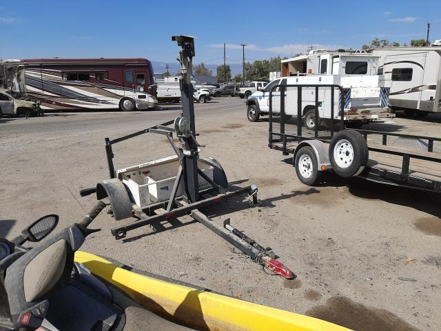 Salvage cars for sale from Copart Colton, CA: 2017 Wabash Road Sign