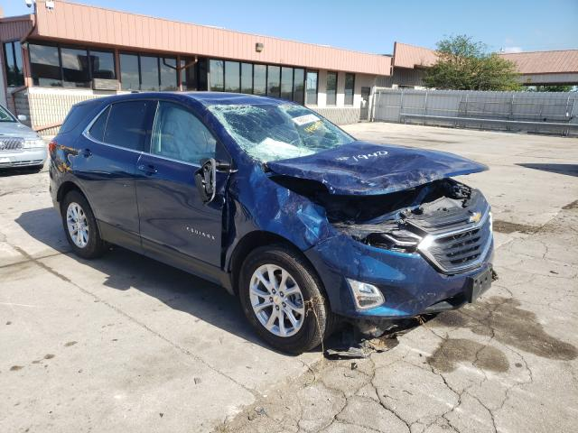 2020 Chevrolet Equinox LT en venta en Fort Wayne, IN