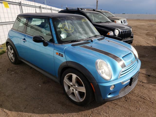 Mini salvage cars for sale: 2002 Mini Cooper S
