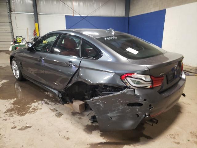 2019 BMW 430XI GRAN WBA4J3C58KBL07525