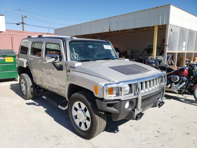Hummer H3 salvage cars for sale: 2007 Hummer H3