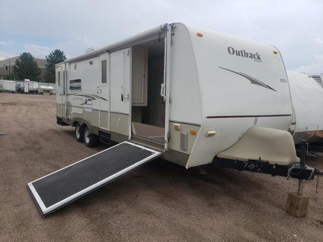 Salvage cars for sale from Copart Littleton, CO: 2007 Keystone Outback