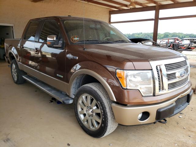 2011 FORD F150 SUPER 1FTFW1ET9BKD33810