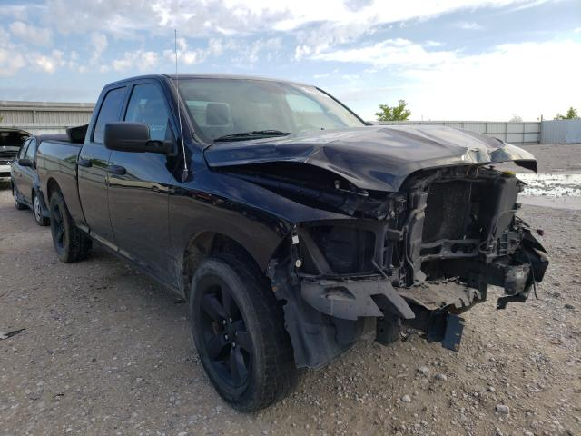 Salvage cars for sale from Copart Walton, KY: 2014 Dodge RAM 1500 ST