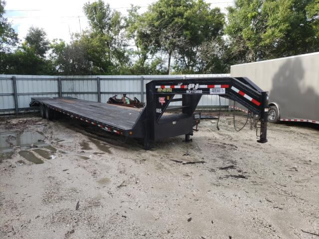 Salvage cars for sale from Copart Riverview, FL: 2019 Utility Trailer