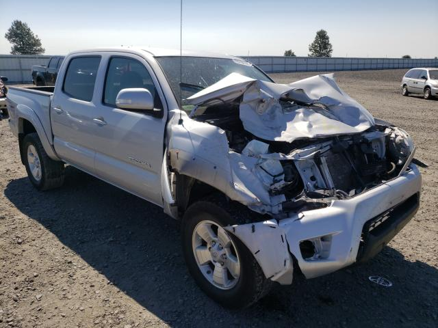 Salvage cars for sale from Copart Airway Heights, WA: 2012 Toyota Tacoma DOU