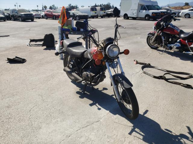 Salvage cars for sale from Copart Sun Valley, CA: 1980 Yamaha SR250