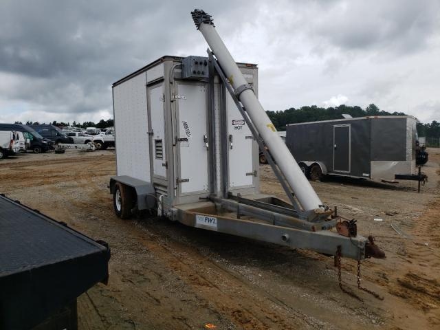 Salvage cars for sale from Copart Gainesville, GA: 1996 Trail King Equiptrail