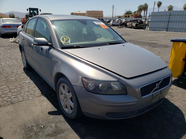 Salvage cars for sale from Copart Colton, CA: 2006 Volvo S40 2.4I