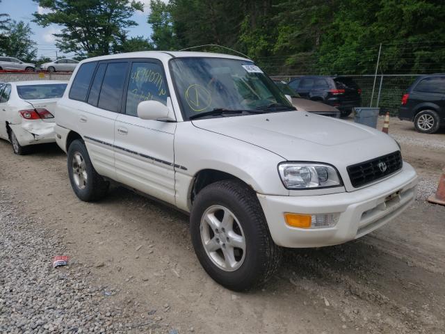 Toyota Rav4 salvage cars for sale: 1999 Toyota Rav4