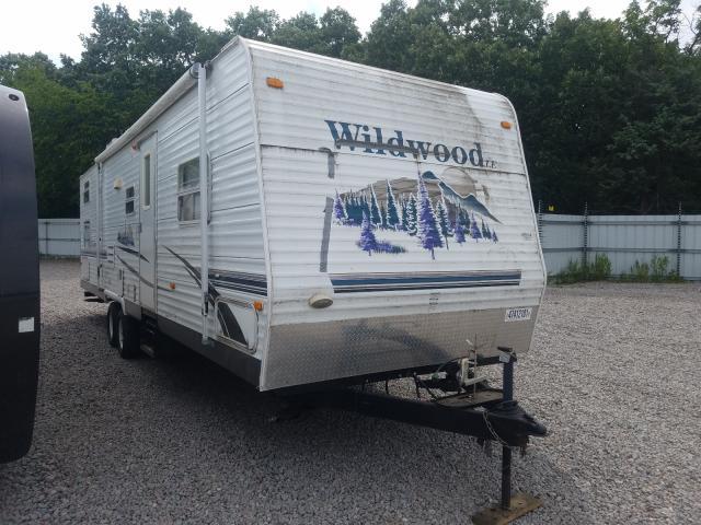 Wildwood salvage cars for sale: 2007 Wildwood Wildwood