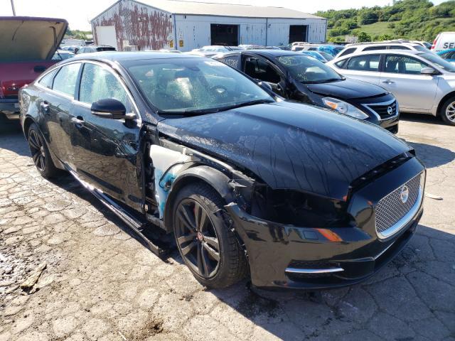 Jaguar XJ salvage cars for sale: 2014 Jaguar XJ