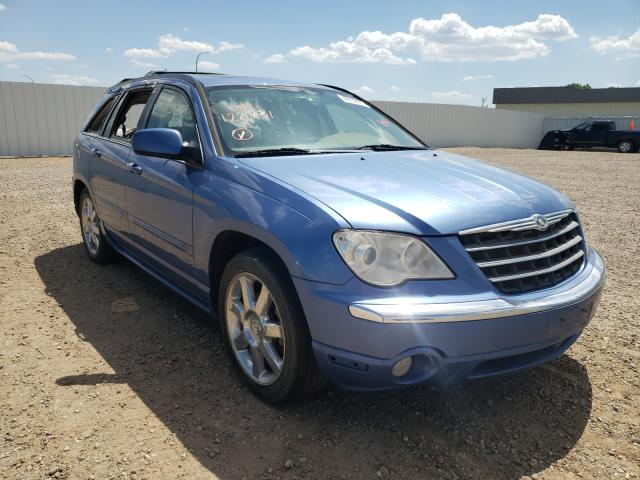 Salvage 2007 CHRYSLER PACIFICA - Small image. Lot 48709421