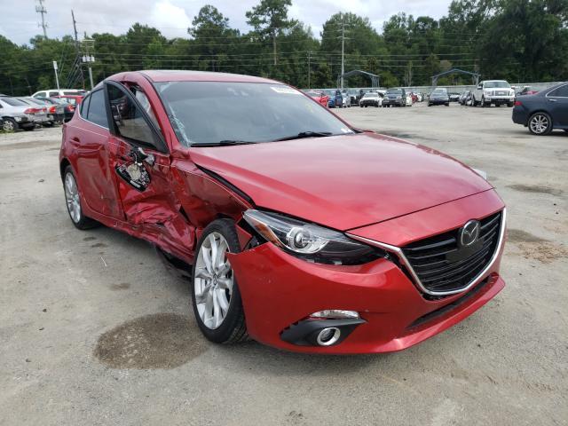 Vehiculos salvage en venta de Copart Savannah, GA: 2014 Mazda 3 Grand Touring