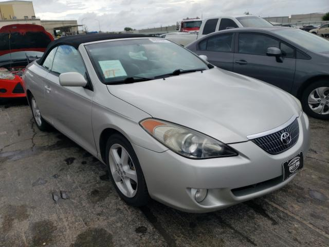 Salvage cars for sale from Copart Tulsa, OK: 2005 Toyota Camry Sola