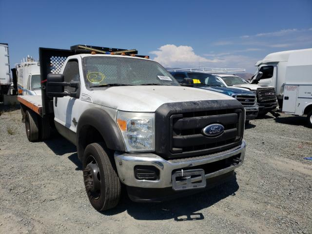 Salvage cars for sale from Copart San Diego, CA: 2011 Ford F550 Super
