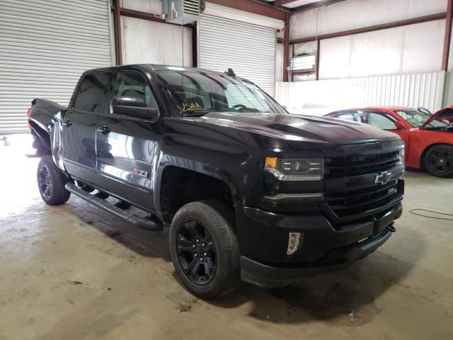 Vehiculos salvage en venta de Copart Lufkin, TX: 2017 Chevrolet Silverado