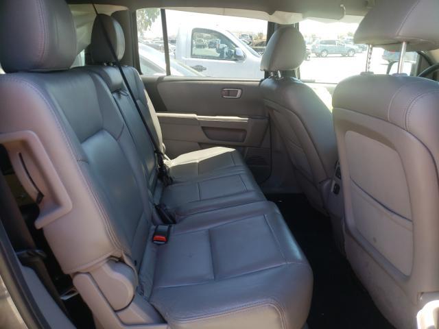 2014 Honda Pilot Ex 3.5L, VIN: 5FNYF4H41EB004387, аукцион: COPART, номер лота: 49162761