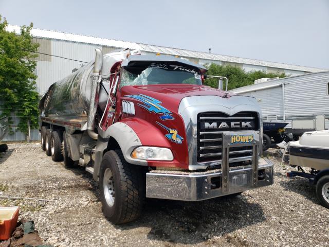 Mack Vehiculos salvage en venta: 2014 Mack 800 GU800
