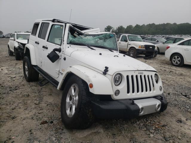 Vehiculos salvage en venta de Copart Loganville, GA: 2014 Jeep Wrangler U