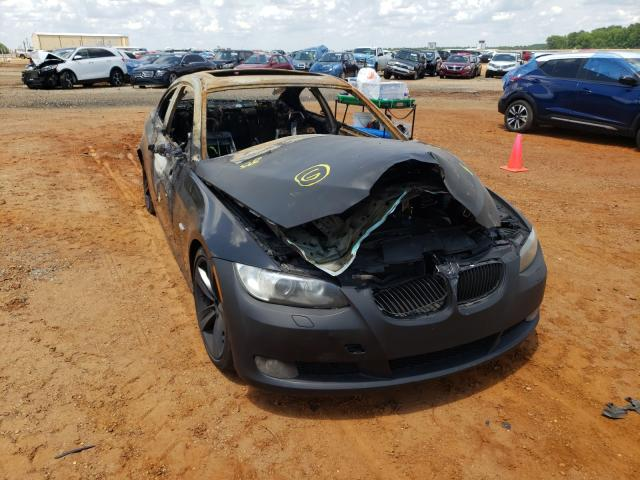 Salvage cars for sale from Copart Longview, TX: 2009 BMW 335 I
