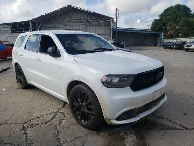 Salvage cars for sale from Copart Corpus Christi, TX: 2014 Dodge Durango R