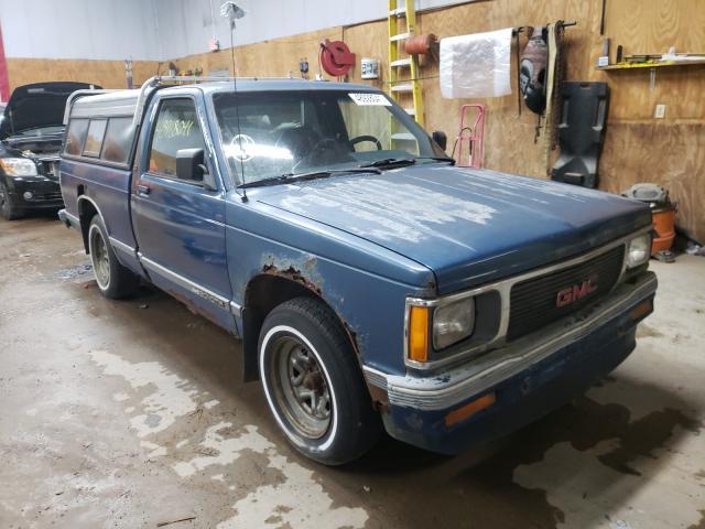 GMC Sonoma salvage cars for sale: 1992 GMC Sonoma
