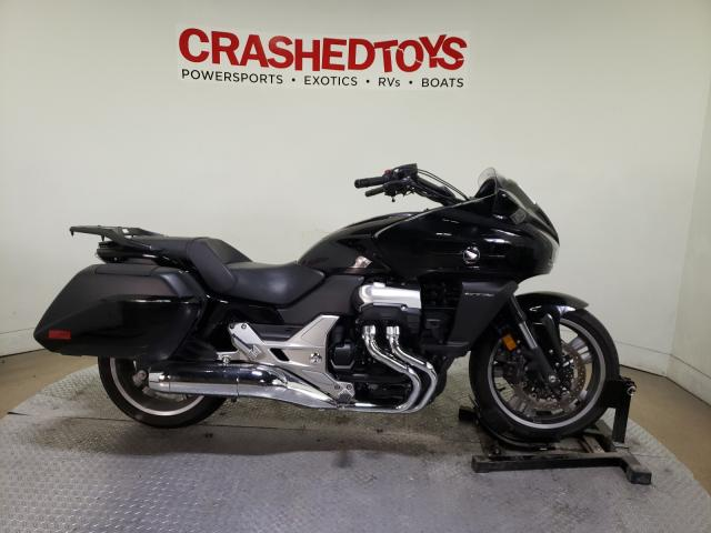 Salvage cars for sale from Copart Dallas, TX: 2014 Honda CTX1300