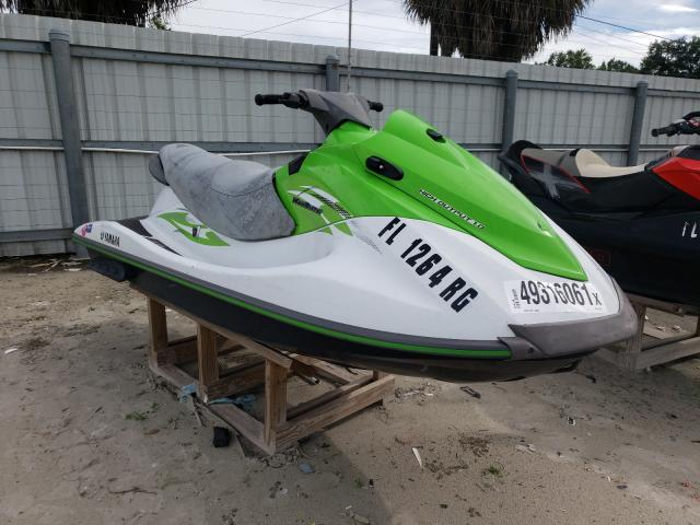 Salvage cars for sale from Copart Punta Gorda, FL: 2016 Yamaha V1