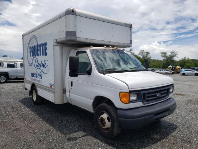 Salvage cars for sale from Copart Jacksonville, FL: 2006 Ford Econo