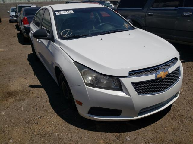 Salvage cars for sale from Copart Albuquerque, NM: 2012 Chevrolet Cruze LS