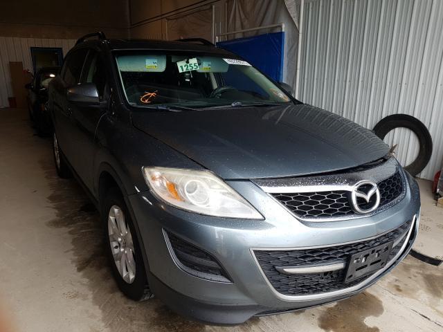 Salvage cars for sale from Copart Glassboro, NJ: 2012 Mazda CX-9