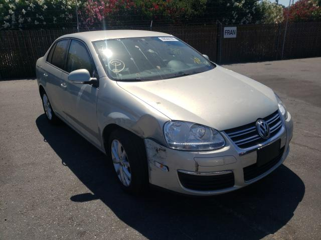 Salvage cars for sale from Copart San Martin, CA: 2010 Volkswagen Jetta Limited