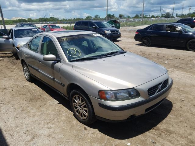 Volvo salvage cars for sale: 2004 Volvo S60