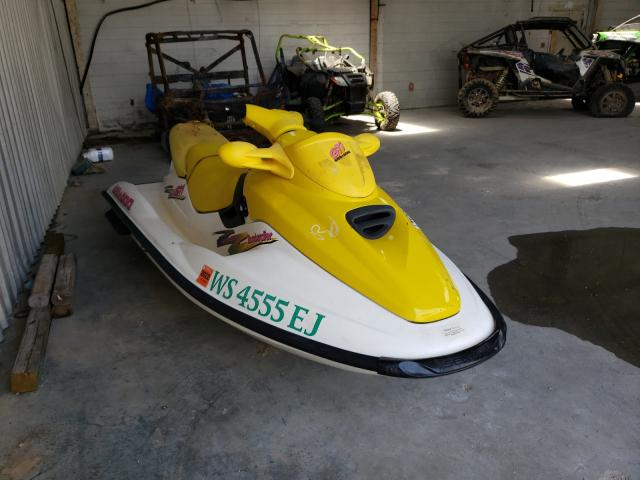 Salvage cars for sale from Copart Lexington, KY: 1997 Seadoo GTI