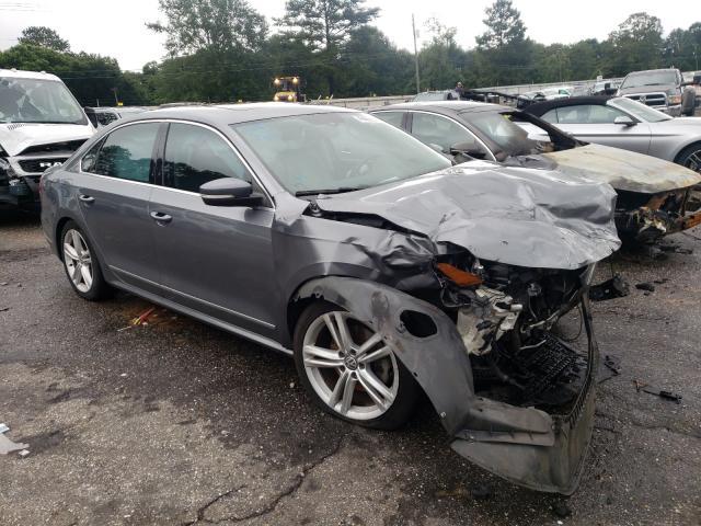 Volkswagen salvage cars for sale: 2015 Volkswagen Passat SE