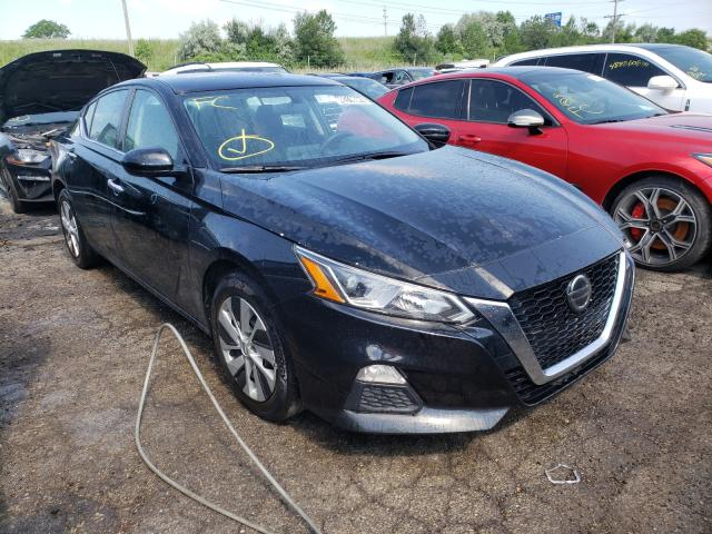 Salvage cars for sale from Copart Woodhaven, MI: 2020 Nissan Altima S