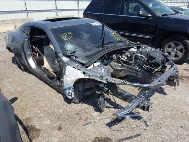 Salvage cars for sale at Chicago Heights, IL auction: 2020 Chevrolet Camaro SS