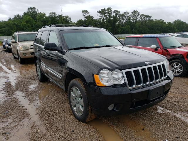 Salvage cars for sale from Copart Theodore, AL: 2008 Jeep Grand Cherokee