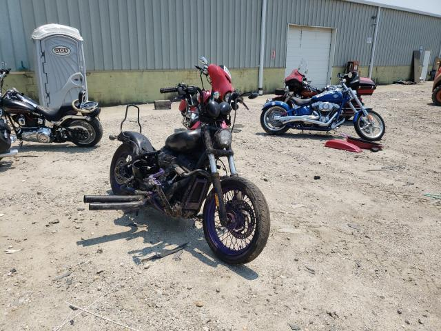 Salvage motorcycles for sale at Hampton, VA auction: 2018 Harley-Davidson Fxbb Street