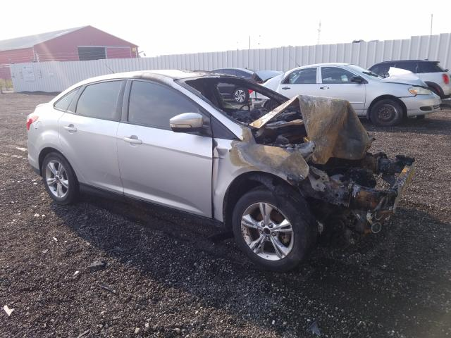 Salvage 2013 FORD FOCUS - Small image. Lot 49636101