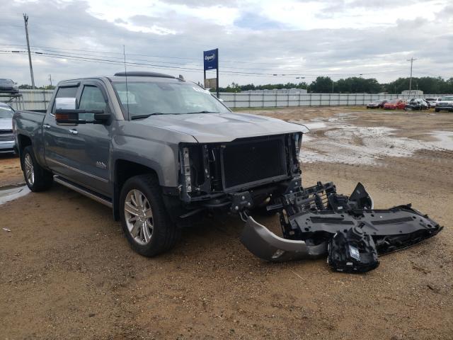 Salvage cars for sale from Copart Newton, AL: 2017 Chevrolet Silverado