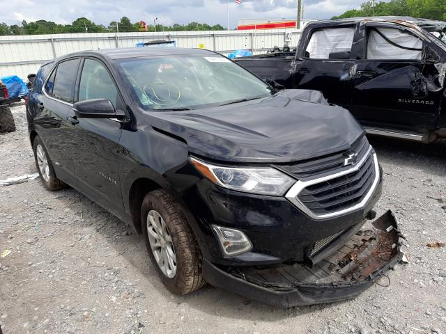 Salvage cars for sale from Copart Montgomery, AL: 2018 Chevrolet Equinox LT