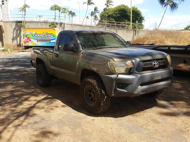 Salvage cars for sale from Copart Kapolei, HI: 2012 Toyota Tacoma